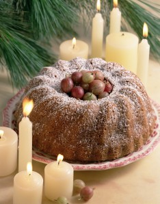 Gooseberry Christmas Pudding