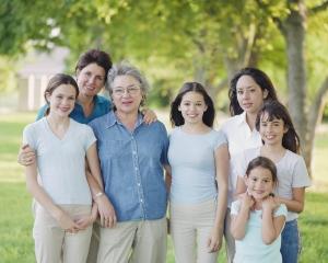 family all women