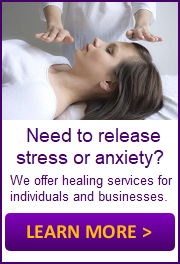 Image asking if you need to release stress or anxiety to click here to learn more.