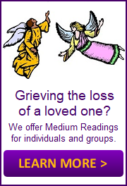 Image asking if you are grieving the loss of a loved one to click here to learn more.
