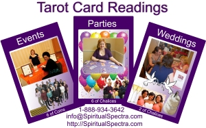 Tarot Card Readings by Spiritual Spectra