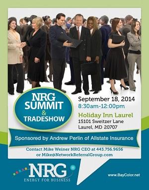 NRG Summit & Trade Show