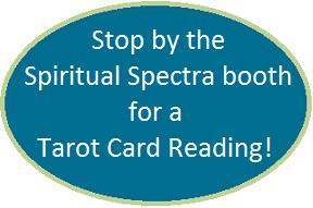 Spiritual Spectra booth