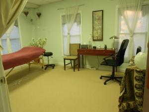 Spiritual Spectra office