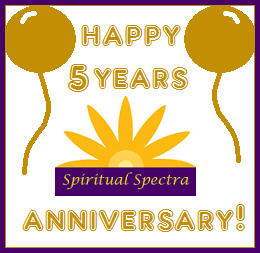 Spiritual Spectra is celebrating 5 years in business.