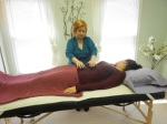 a photo of an Energy Healing Session by Jennifer Garcia of Spiritual Spectra