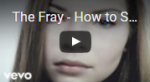 """image of song """"How to Save a Life"""" by The Fray"""