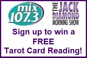 Click here to sign up to win a free Tarot Card Reading