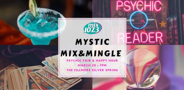 Mix 107.3 Mystic Mix & Mingle