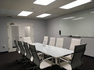 photo of conference room at Spiritual Spectra office