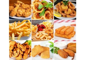 photo of fried foods people crave