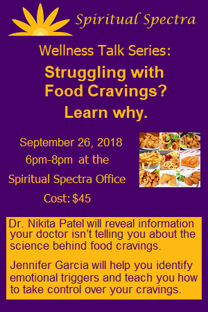 Struggling with Food Cravings? Learn why.