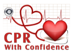 CPR with Confidence logo