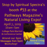 Pathways Magazine's Natural Living Expo