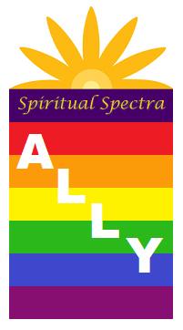 Spiritual Spectra is an LGBTQIA ALLY